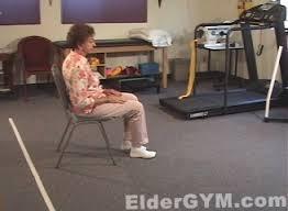 Chair Exercises For Seniors Hip Flexor Exercises