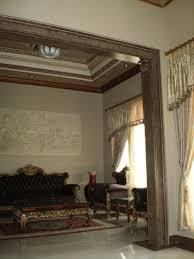 desain gapura ruang tamu idesign arsitektur kong liong bergaya klasik