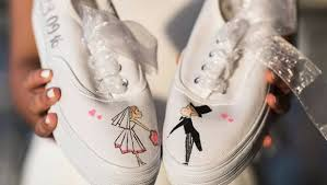 wedding shoes ny stand out and customize your wedding shoes at these 5 shops