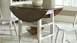 round dining table for 6 with leaf maple kitchen table and chairs furniture maple drop leaf kitchen