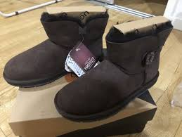 womens ugg boots gumtree genuine ugg black sheepskin boots s 6 s
