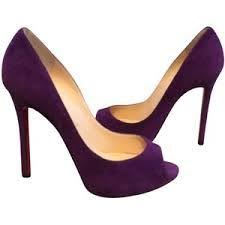 light purple suede pumps pre owned jimmy choo suede platform pumps 175 liked on