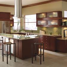 does home depot do custom cabinets thomasville nouveau custom kitchen cabinets shown in modern