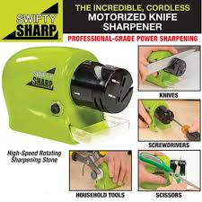 safe electric professional kitchen knife sharpener susheff