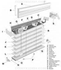 Vertical Blinds Repair Best Vertical Blinds Repair Parts In Window Prepare The Most