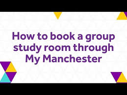 group study rooms the university of manchester library
