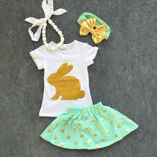 infant thanksgiving dresses aliexpress com buy 2016 new baby ester day gold bunny short
