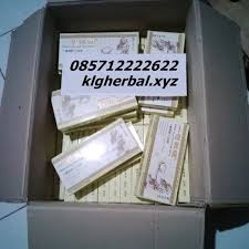 bukti pengiriman klg herbal pills asli klg herbal