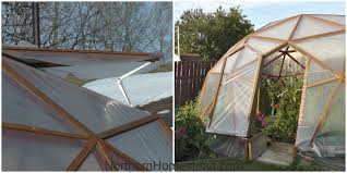 How To Build A Tent To Build A Geodome Greenhouse Northern Homestead