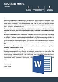 Metus Vitae Pharetra Auctor by Free Cv Cover Letter Template Downloads
