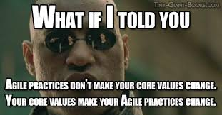 Agile Meme - scrum bubbles favorite agile meme of the day