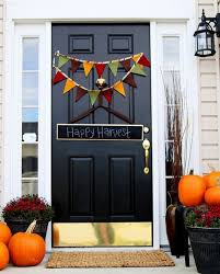 Simple And Cool Fall Banners Ideas For Home Décor DigsDigs - Simple home decorating ideas