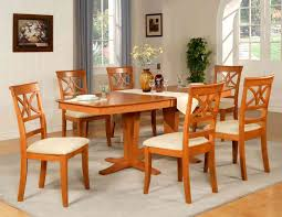 Emejing Dining Room Table Wood Photos Room Design Ideas - Solid dining room tables