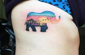 top 37 rib cage tattoos of all time tattoos beautiful