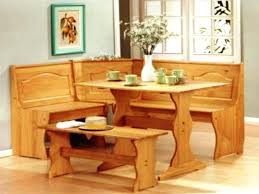 kitchen table with corner bench table decoration ideas
