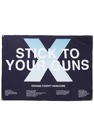 Single Flag Stick To Your Guns Ochc Flag Impericon Com De