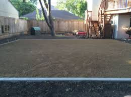 Backyard Basketball Court How To Build A Backyard Basketball Court