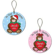 ornaments from buy buy baby