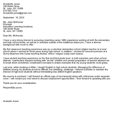 sample cover letter biology professor apa research paper example