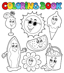 coloring book coloring book vector set 01 vector other free