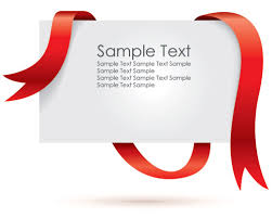 ribbon sale ribbon on blank sale tag vector free vector graphics vector me