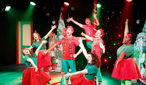 theater review barney the elf the other theatre company in chicago