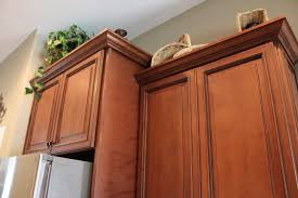 kitchen cabinet moldings fabuwood cabinetry wellington door style cinnamon glaze raised
