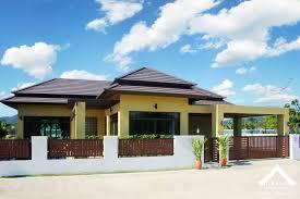 grand garden home beach house in bang saray grand garden home