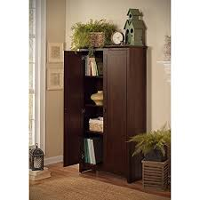 living room storage cabinets living room storage cabinet amazon com