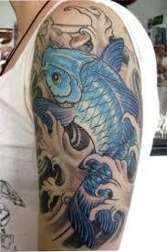 blue koi fish tattoo designs 1000 images about koi tattoos on