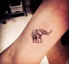 85 tiny elephant designs