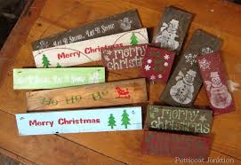 christmas signs here s your christmas sign petticoat junktion
