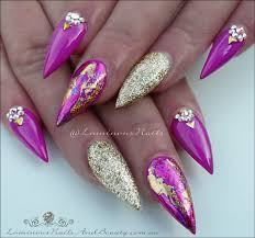 luminous nails and beauty home facebook
