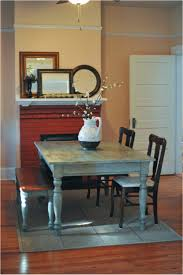 Dining Room Table Refinishing 218 Best Furniture Painted Images On Pinterest Painted Furniture