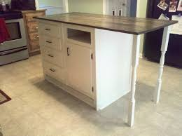 Repurposed Kitchen Island Ideas Decorative Kitchen Island Cabinets Base Sloppychic