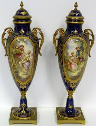 Sevres Vases For Sale 18th C Royal Vienna Vases And Urns Urns Pair Of Antique
