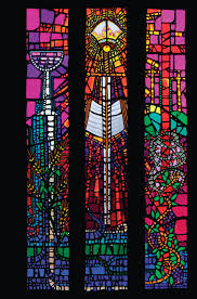 stained glass window the stained glass windows u2013 christ the king lutheran church