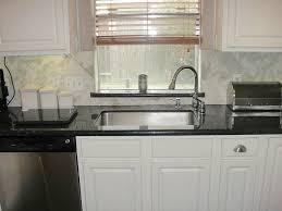 kitchen window backsplash kitchen exquisite black countertops color and amusing backsplash