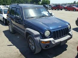 jeep liberty convertible top salvage jeep liberty for sale at copart auto auction autobidmaster