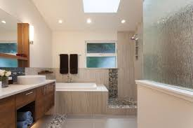 Stylish Bathroom Ideas 21 River Rock Bathroom Designs Decorating Ideas Design Trends