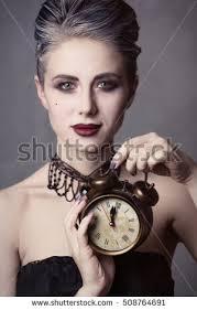 Clock Halloween Costume Evil Alarm Clock Stock Images Royalty Free Images U0026 Vectors