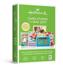 hallmark card studio 2017 for mac