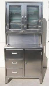 stainless steel cabinet ebay