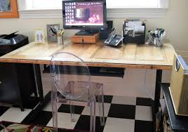 Diy Glass Desk Furniture Diy Desk Design Inspiration Kropyok Home Interior