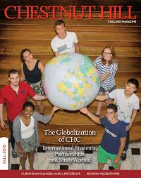 chc study guide chestnut hill college magazine fall 2015 by chc accounts issuu