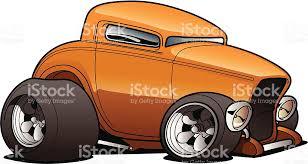 cartoon convertible car cartoon rod stock vector art more images of car 165736082 istock