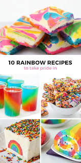 336 best rainbow recipes images on pinterest rainbow food