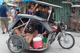 tricycle philippines brommel friends outing