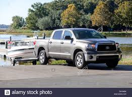 toyota tundra motorhome towing a trailer stock photos u0026 towing a trailer stock images alamy