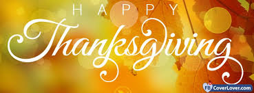 happy thanksgiving holidays and celebrations cover maker